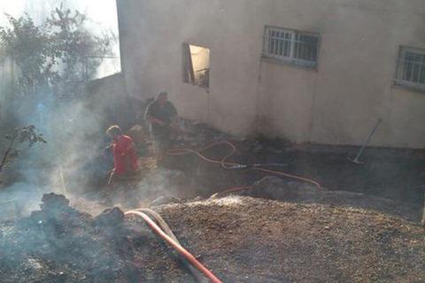 Φωτιά σε σπίτι στην Ρέρα Αφιδνών